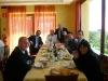 gruppo a pranzo