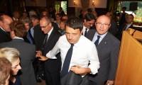 Il Premier Matteo Renzi, e il Presidente ANAMA Paolo Bellini nel recente incontro avvenuto a Bolzano